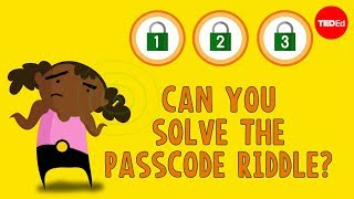 Download Can you solve the passcode riddle? - Ganesh Pai Video