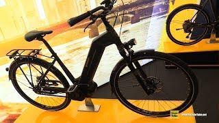 Download 2018 Continental 48V Revolution Electric Bike - Walkaround - 2017 Eurobike Video