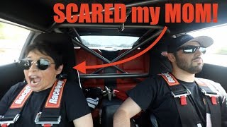 Download MOM reaction to my 1000hp Turbo CAMARO!!! Video