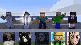 Download MONSTER SCHOOL - SEASON 2 ALL EPISODE - Minecraft Animation Video