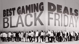 Download Black Friday BEST GAMING DEALS - The Know Game News Video