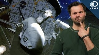Download What Was The Military's Secret Shuttle Doing In Space? Video