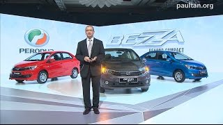 Download Perodua Bezza Launch Event Full Live Coverage by PAULTAN.ORG Video