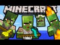 Download Minecraft 1.9 Snapshot: Weapon Balance, New Zombie Villager Skins, Hoe Nerfs, Combat Update Changes Video