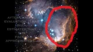 Download AN ALIEN FACE FOUND IN HUBBLE PICTURES Video