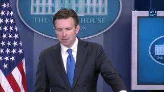 Download 7/21/16: White House Press Briefing Video