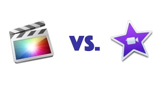 Download iMovie vs. Final Cut Pro X Video