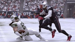 Download Madden 17 QB Career Mode - Week 16 vs Patriots Video