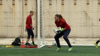 Download Inside the Lines: U.S. WNT Goalkeepers in Foxborough, Mass. Video