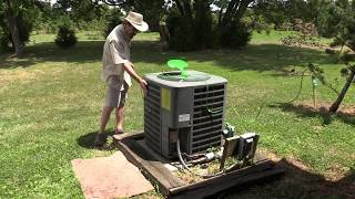Download Cut Your Electric Bill in Half central air conditioner mist n save Video