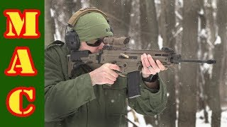 Download Customizing the CZ Bren 805 to make it look more authentic! Video