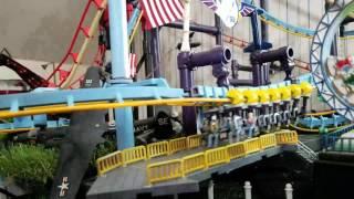 Download ″Sky Raider″ Coasterdynamix Inverted Roller Coaster at JEC MODELS Adrenaline Acres Model Park Video