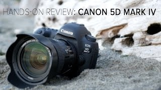 Download Canon 5D Mark IV Hands-on Review, Compared 5D Mark III, Sony A7R2 Video