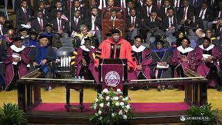 Download Pastor E. Dewey Smith - Morehouse College Baccalaureate Speech Video