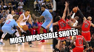 Download NBA MOST IMPOSSIBLE SHOTS EVER! Reaction Video