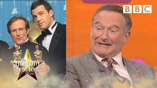 Download Robin Williams on winning an Oscar 🏆 | The Graham Norton Show - BBC Video