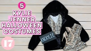 Download 5 Kylie Jenner Halloween Costumes | Style Lab Video
