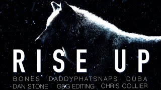 Download ″Rise Up″ a Crucible Rap by Bones (ft. Duba & Daddyphatsnaps) Video