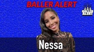 Download Baller Alert Talks To Colin Kaepernick's Girlfriend Nessa About The National Anthem Video