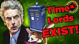 Download Film Theory: Doctor Who Time Lords REALLY EXIST! (pt. 3) Video