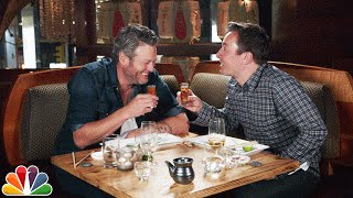 Download Jimmy Fallon Makes Blake Shelton Try Sushi Video