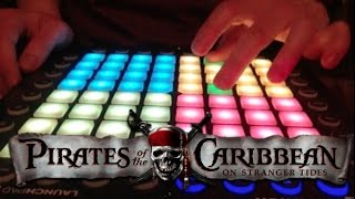 Download He's a Pirate - Pirates of the Caribbean Theme (Launchpad Cover) Video