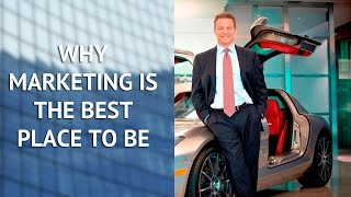 Download Why Marketing Is the Best Place to Be for a Successful Career Video