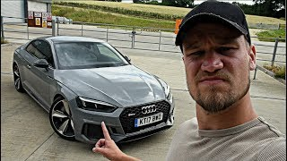 Download This BRAND NEW 2017 Audi RS5 costs £93,000!! Video