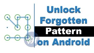 Download How to Unlock Forgotten Pattern on Android Video