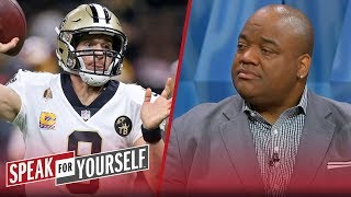 Download Whitlock and Wiley talk Drew Brees setting NFL passing yards record | NFL | SPEAK FOR YOURSELF Video
