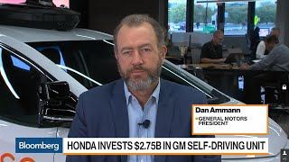 Download GM President Says Honda Deal Speeds Up Self-Driving Car Plans Video