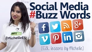 Download Social Media Buzz Words – Free English lesson to learn trending words Video