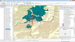 Download ArcGis: Download Open Street Map data in Vector format Video