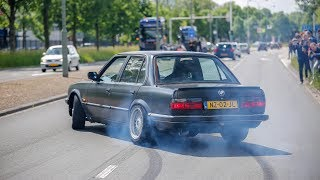 Download BEST of Burnouts & Drifts 2017 Video
