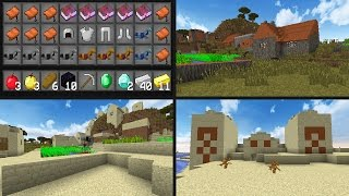 Download CIRCLE OF LOOT! - Minecraft 1.11.2 Seed Showcase - LOOT, VILLAGES, TEMPLES, & MINESHAFTS! Video