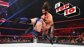 Download Top 10 Raw moments: WWE Top 10, Sept. 5, 2016 Video