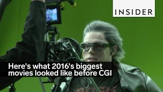 Download Here's what 2016's biggest movies looked like before CGI Video