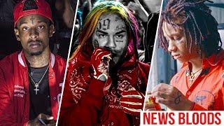 Download 5 Rappers de Gangues II - Bloods - Nova Geração | Daniels Junior Video