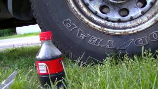 Download Garage Talk - Coke / Aluminum Foil trick for rust Video