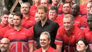 Download Prince Harry: ″No one wants to be King″ Video