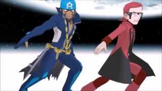 Download [MMD] Archie and Maxie ★ BAD ROMANCE ★ [POKEMON ORAS] Video