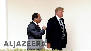 Download US to withhold $290m in aid to Egypt over human rights abuses Video