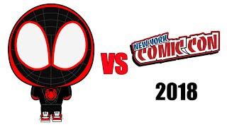 Download Miles Morales Spider-Man & New York Comic Con NYCC 2018 Video