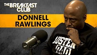 Download Donnell Rawlings Disrespects Charlamagne, Talks H&M Controversy + More Video