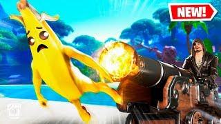 Download *NEW* BANANA PLAYS PIRATE SHIP WARS Custom Gamemode in Fortnite Creative Mode! *SEASON 8* Video