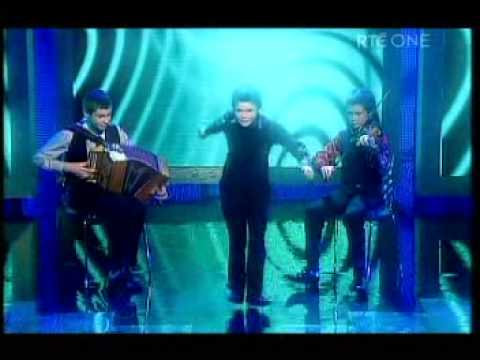 The Mulkerrin Brothers on The All Ireland Talent Show Final (winners)