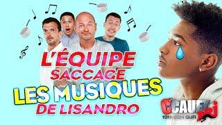 Download L'EQUIPE SACCAGE LES MUSIQUES DE LISANDRO CUXI Video
