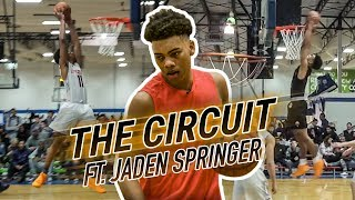 Download ″I Realized He Was Special At 9 Years Old.″ Jaden Springer Is A Basketball PRODIGY 😱 Video