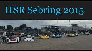 Download HSR Sebring 2015 Saturday Ford GT40 and more Video