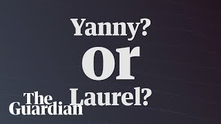 Download Yanny vs Laurel video: which name do you hear? – audio Video